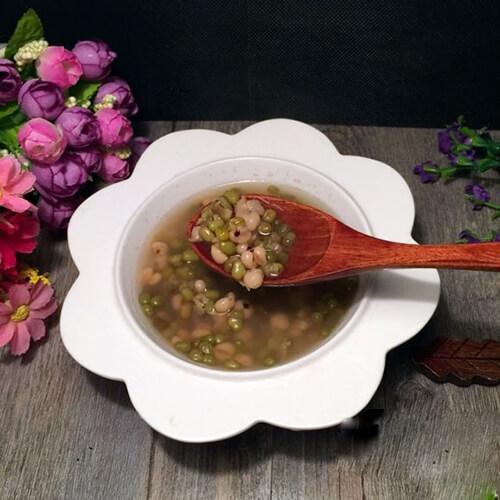 薄荷绿豆薏米汤