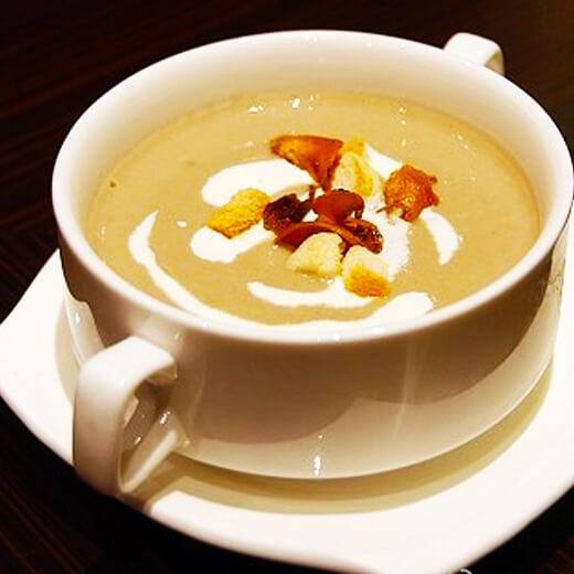 培根萝卜汤