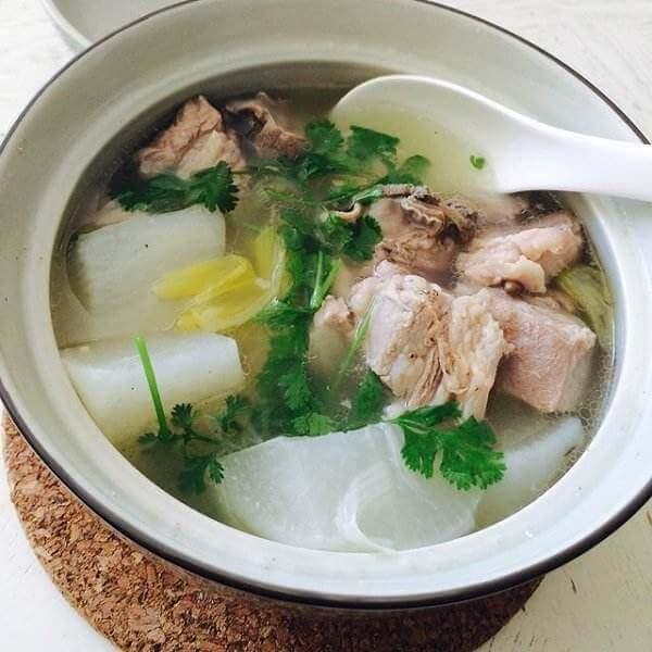 二姐兔丁_家常自制清炖羊腿怎么做好吃又简单,做法图解分享,食尚-中华美食网