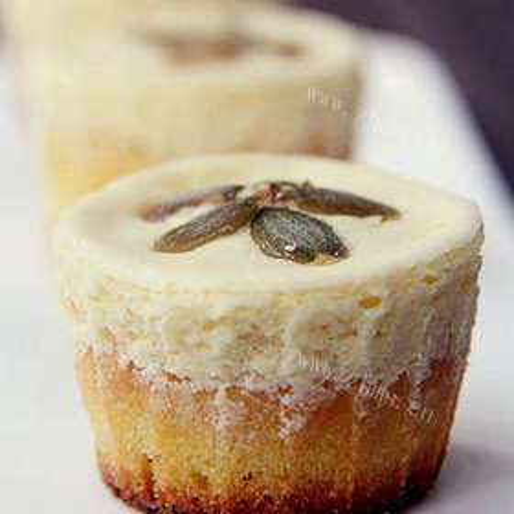 香草奶油芝士蛋糕