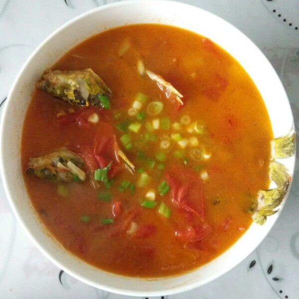 蕃茄鳜鱼汤