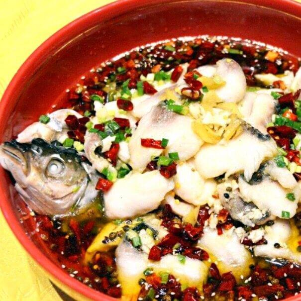 水煮甲咕噜鱼
