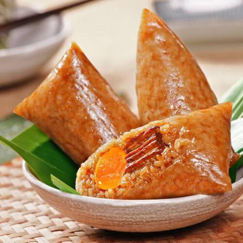 五香大肉粽