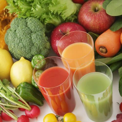 好吃的苦恋蔬菜汁