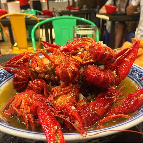 好吃的李氏小龙虾