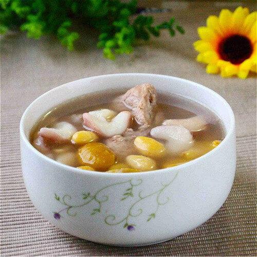 猪龙骨板栗汤