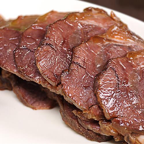 包黑炭牛肉干