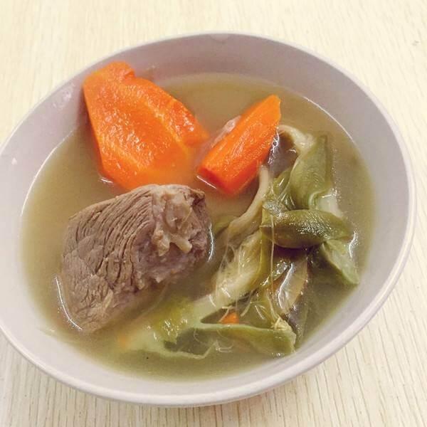 鱼卷瘦肉汤