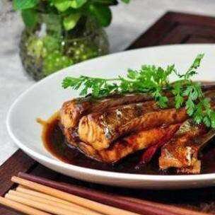 红烧马江鱼