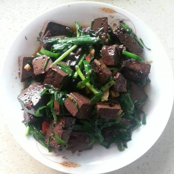 猪血红苋菜