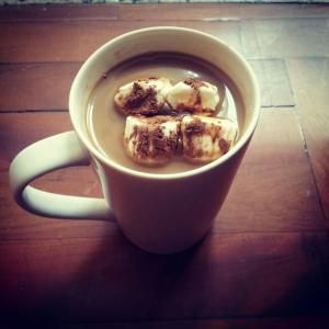 巧克力热饮