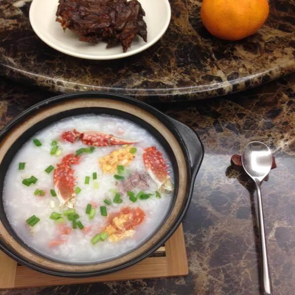 台灣海鲜粥