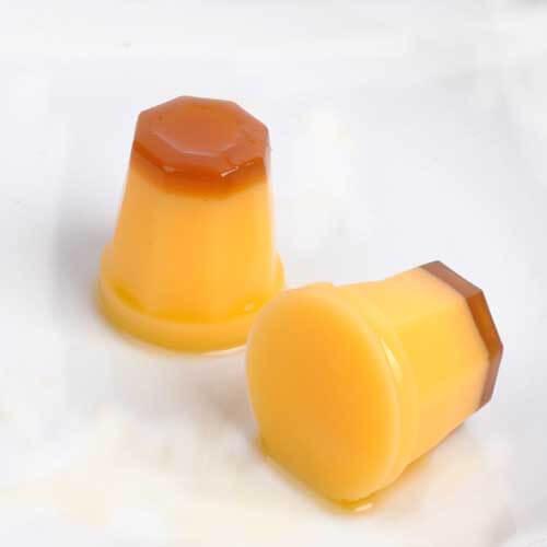 水果牛奶果冻