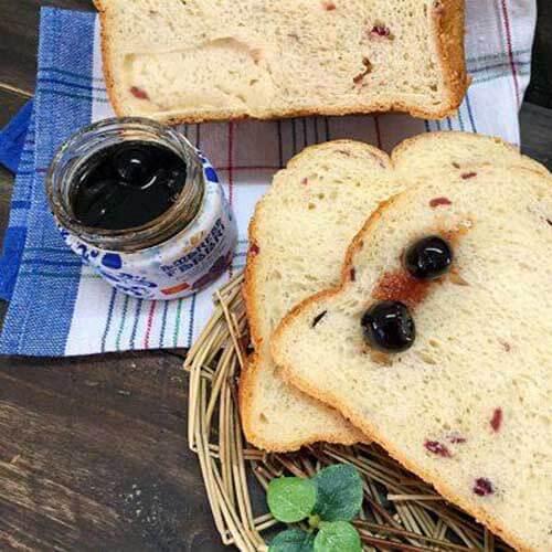 低油酸奶蔓越莓吐司