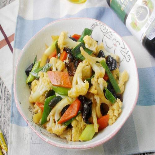 小炒花椰菜