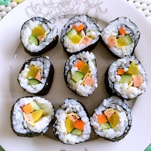 简单美味寿司