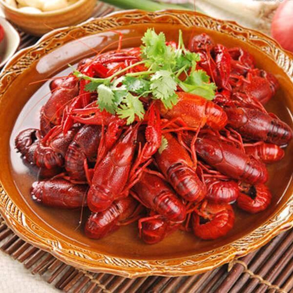 香辣十三香小龙虾