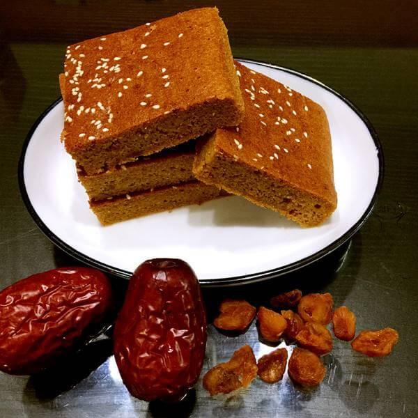 重油红枣蛋糕