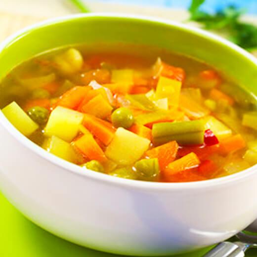 番茄牛肉土豆汤