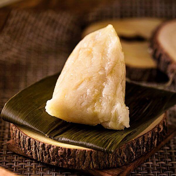 节日美食白米粽