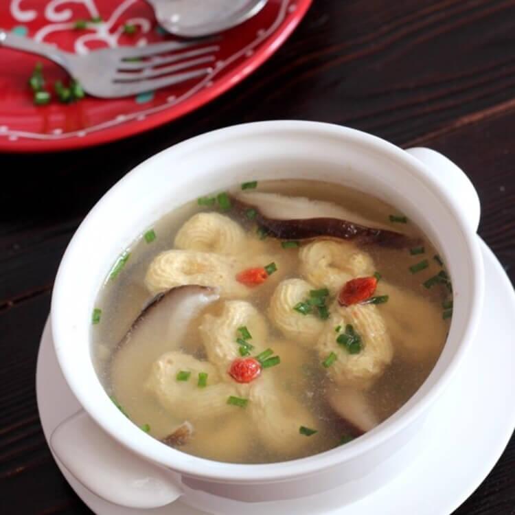 香菇芙蓉汤