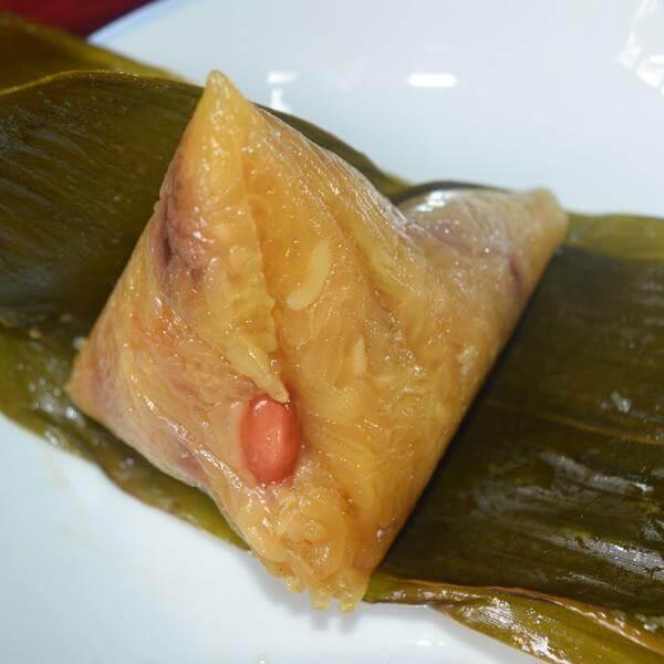 香芋鲜肉粽子