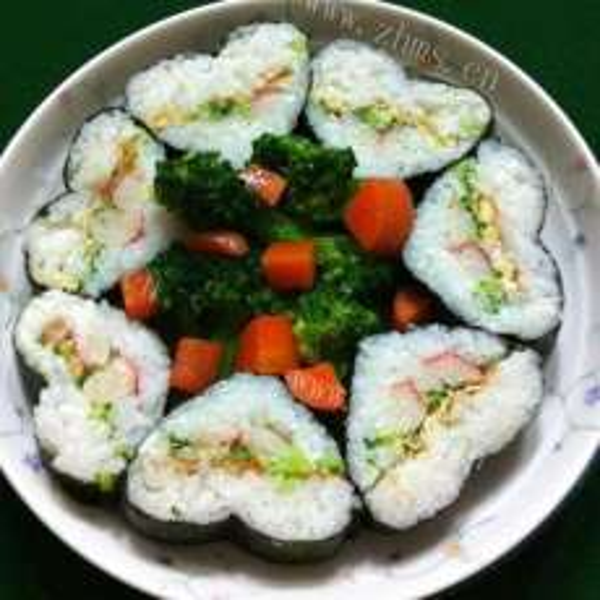 最爱的寿司套餐