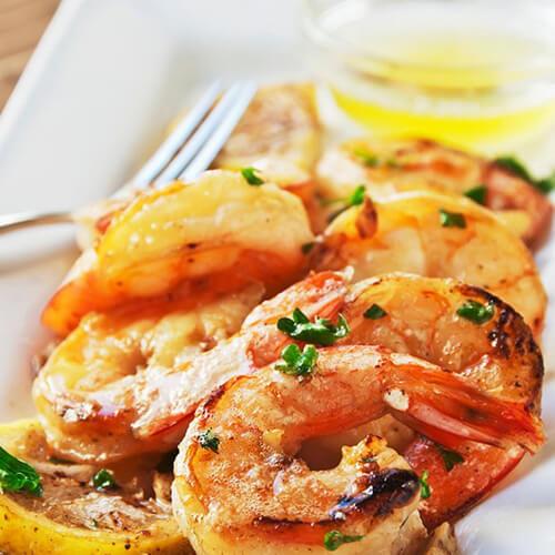 简单版-起司焗明虾