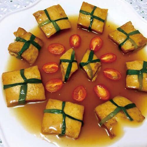 黄金豆腐宝箱