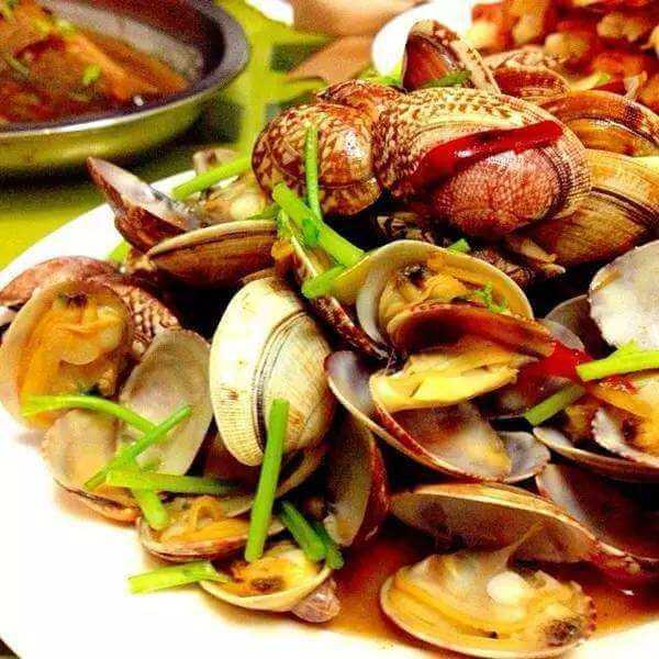 超喜欢的蛤蜊肉炖蛋