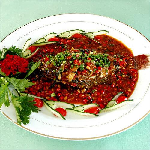 泰式辣烧鱼