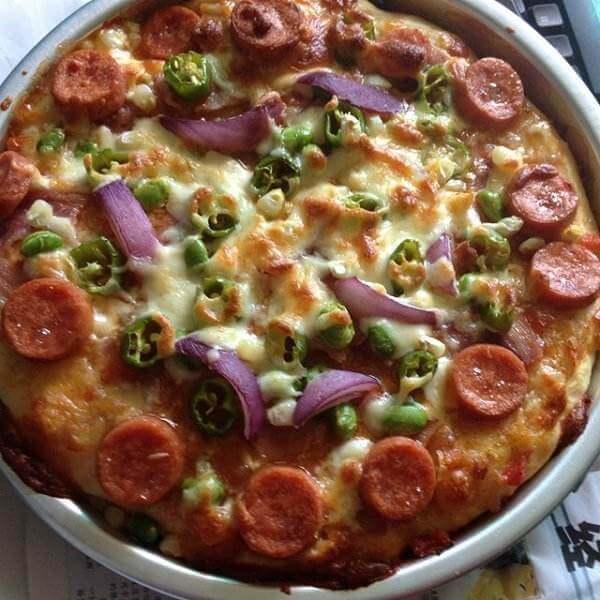 维尼米披萨