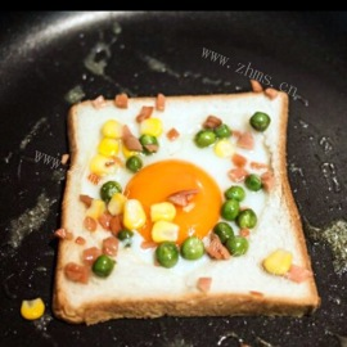 玉米青豆沙拉包