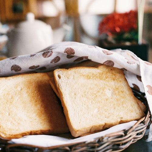卡仕达网纹面包