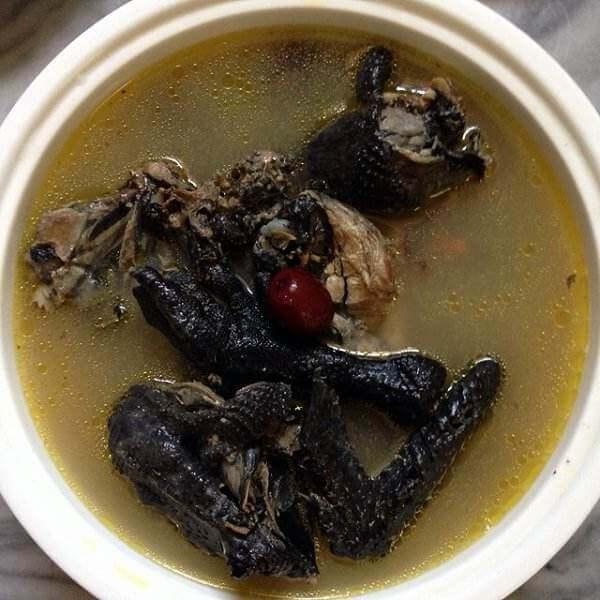 鹰嘴豆乌鸡汤