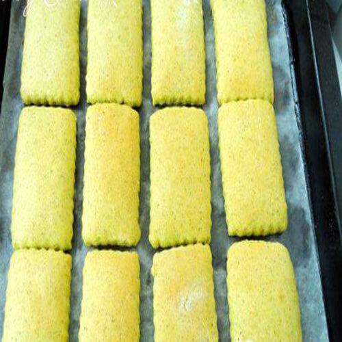绿豆发面饼干