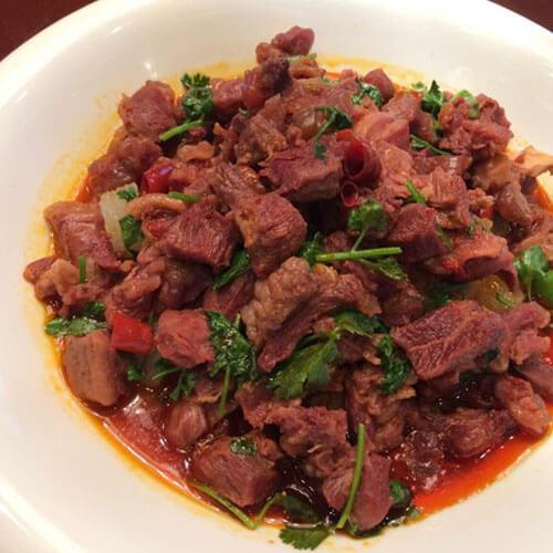 苏氏红烧牛肉