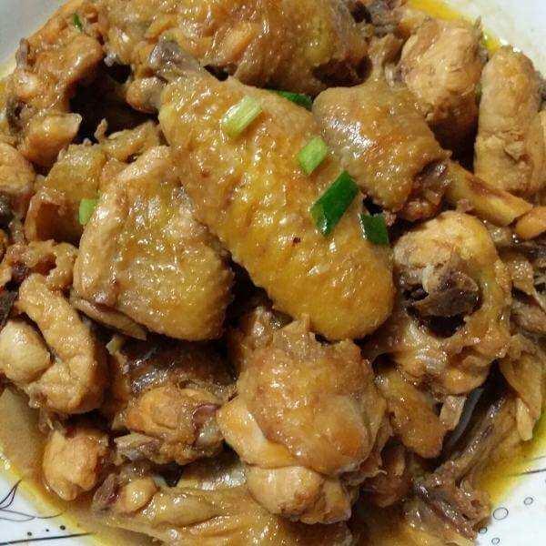 美味的东安仔鸡