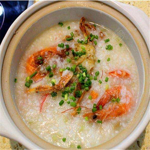 排骨海鲜粥