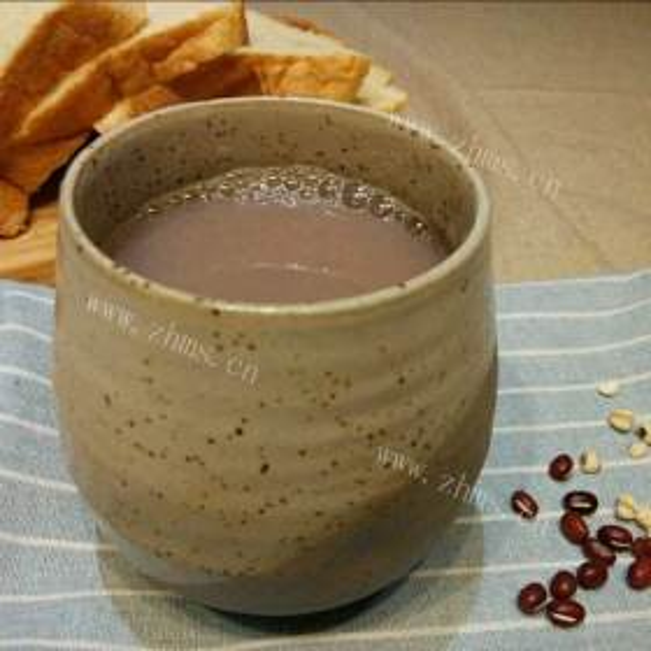 薏米红豆豆浆