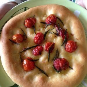 美味蔓越莓佛卡夏
