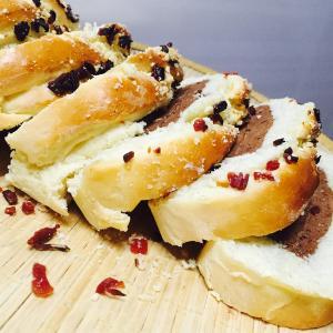 肉松蛋糕夹心面包