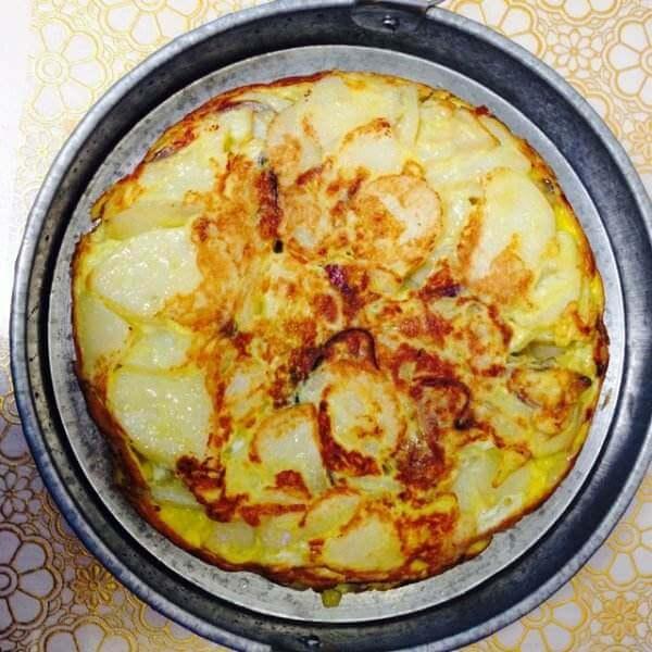 煎制土豆饼
