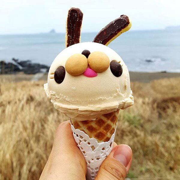 香蕉鸡蛋麦片冰淇淋