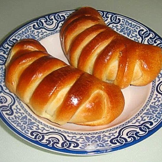 毛毛虫香肠面包