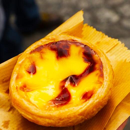 港式经典蛋挞