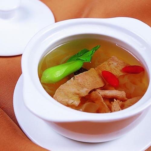萝卜木耳牛肉汤