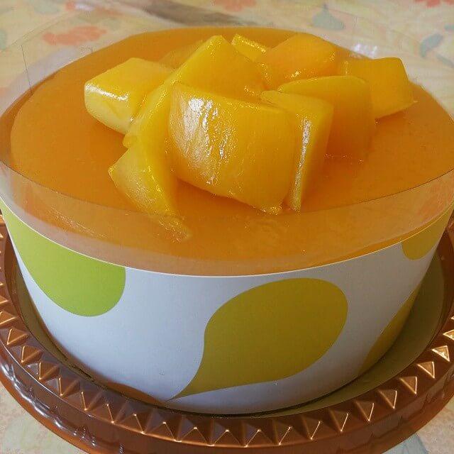 【手工美食】芒果乳酪