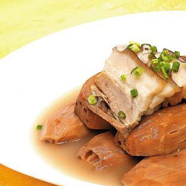 莲藕猪腩汤