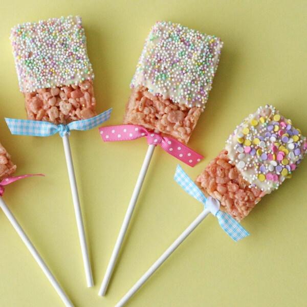 甜蜜可爱樱花棒棒糖